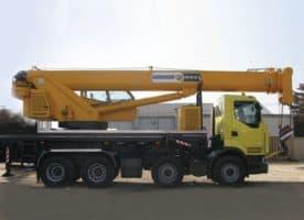 Mobile crane Hidrokon HK 90 22 T2 - 30 ton