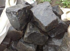 Basalt Großpflaster