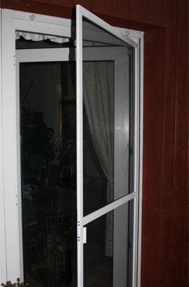 Fliegengitter Tür – Klapptür