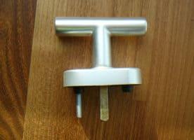 Fensterolive FSB 3403 Aluminium F1, nicht abschliessbar