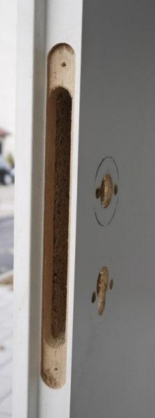 schallschutz holzt re mit absenkbarer bodendichtung inkl 2 teiliger stahlzarge din links. Black Bedroom Furniture Sets. Home Design Ideas