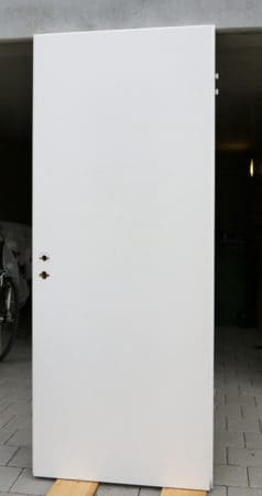 Holztürblatt mit 32 db Schallschutz, Moralt Typ 42, 0,885 x 2,135 m, DIN links
