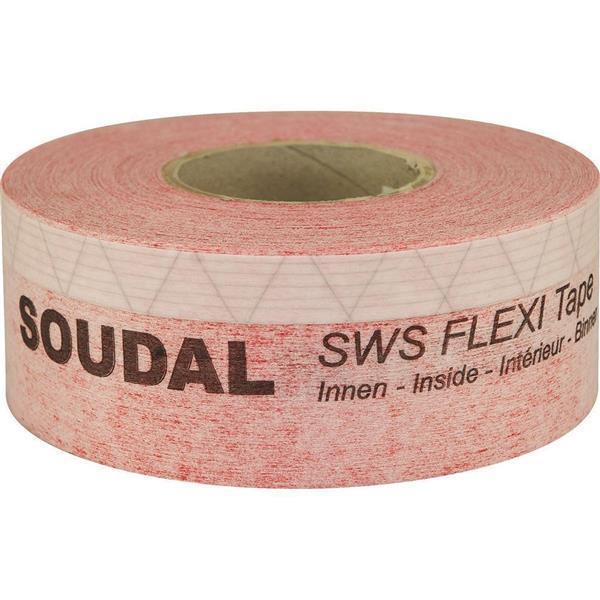 Soudal SWS Flexi Tape Inside 150 mm rot