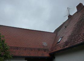 Biberschwanz Dachziegel