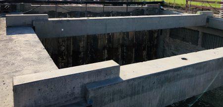 Stahlbeton Fertigteile Träger Stützen Steifen 135 Stk 11,1mx0,75mx0,5m