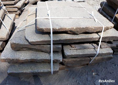 Alte Granitplatten, Gredplatten, Granit, Charlottenburger Platten