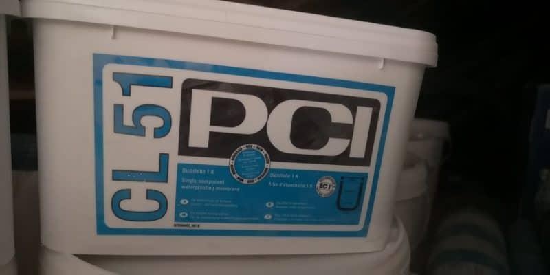 23 KG PCI Dichtfolie weiß 1K