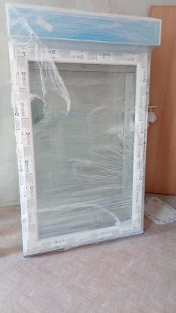 Drutex Fenster + elektr. Rollo