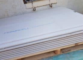 Fermacellplatten 25 mm