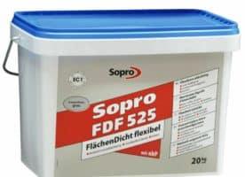 Sopro FlächenDicht flexibel FDF 20 KG Abdichtung Flüssigfolie