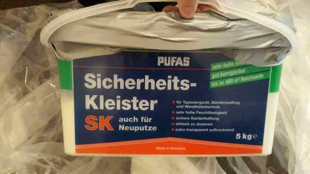 PUFAS Sicherheits-Kleister SK
