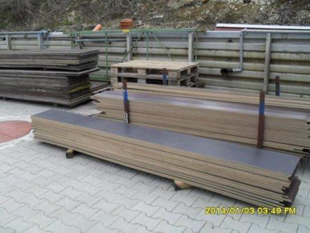 Mulitiplexplatten, Siebdruckplatten, Betoplanplatten