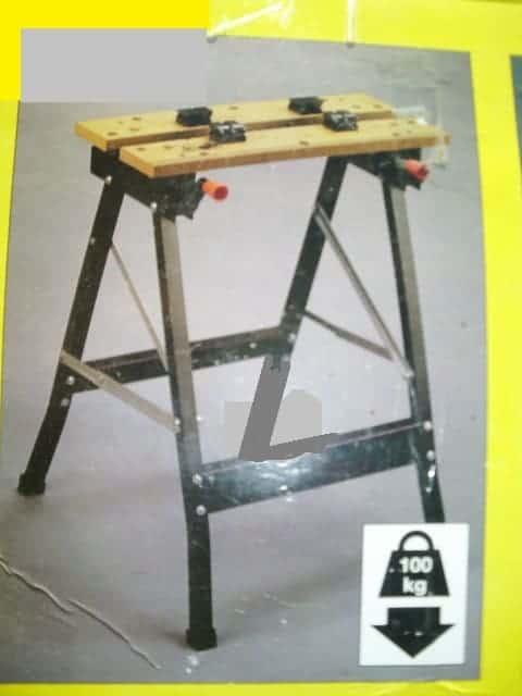 werk und spanntisch powerfix originalverpackt unbenutzt t v und gs gepr ft g nstig kaufen. Black Bedroom Furniture Sets. Home Design Ideas