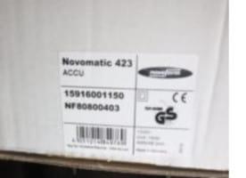 Garagentorantrieb Novoferm 423 Accu